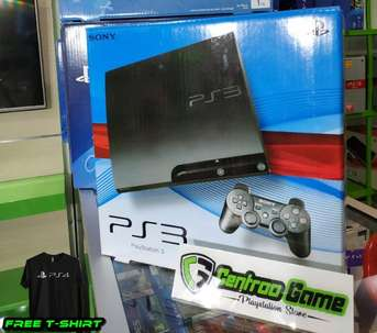 Jual Playstation 3 Slim HDD 1TB