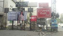 Commercial property for Restaurant and others perpose