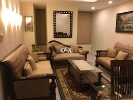 2 bed full furnished available for rent in bahria town rwp phse 6