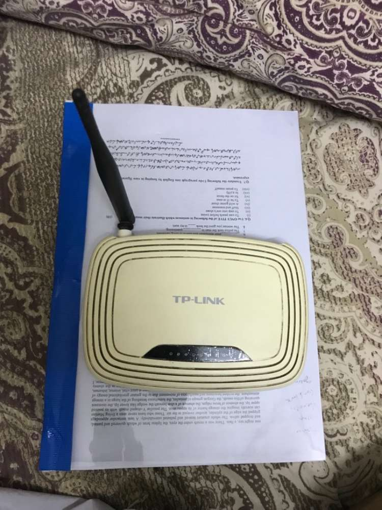 Tp Link Wifi Router - Internet for sale in Pakistan | OLX com pk