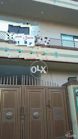 G/11 30/60 Uper Portion Avail FOR Rent in wide street 3bed d.d tvl