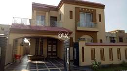 10 Marla V.I.P Brand New House Available In Bahria Town Lahore