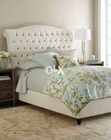 Fully Upholstered Bed set for living rooms.