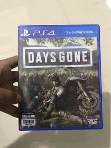 Days Gone 2nd like new