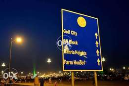 Outstanding Place Bahria Town Khi 250 Yard Residential Plot Pre 16 SEL