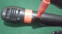 Sony PS 2/PS3 singstar microphone
