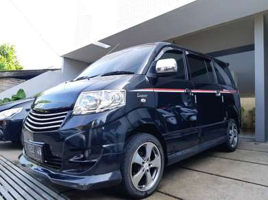 Apv SGX Luxury 2014 Velg 17 Km54rb