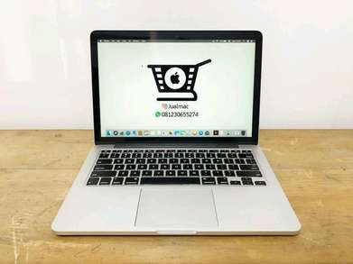 Macbook pro retina 13 Mid 2015 MF841 SSD 500gb murah