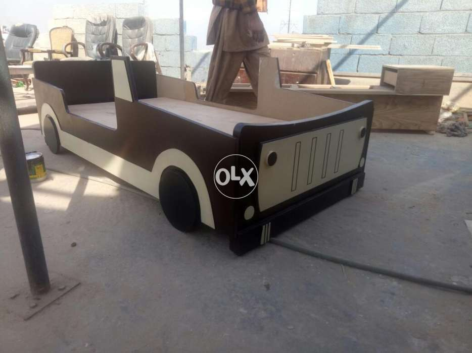 Old style car bed Set - Islamabad - Kids - Golra Road