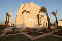 Sector C-1 10 Marla Street #8 General Solid Plot Bahria Enclave