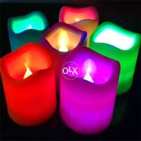 New fashion trend led candle