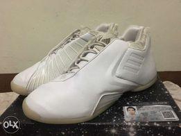 newest d66b7 bb4ad Adidas TMAC 3 Glow In The Dark not Jordan Kobe Lebron Nike Penny