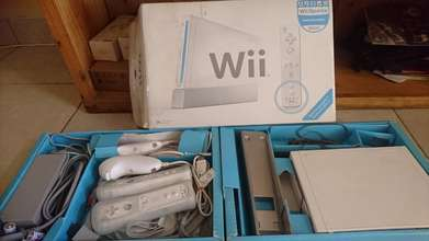 Nintendo Wii Full Game Hardisk 320gb