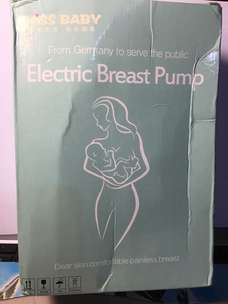 Electric Breast Pump Miss Baby / Pompa ASI Electric