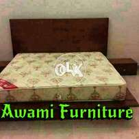Awami low profile bed