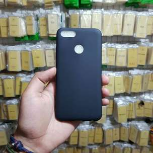 Case Midnight Blackmatte Xiaomi Redmi 5X / Mi A1 Black Matte