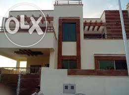 Corner Kanal brand new upper portion for rent in bahria town rwp