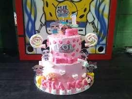 Kue Ultah Dijual Makanan Minuman Murah Di Banjarmasin