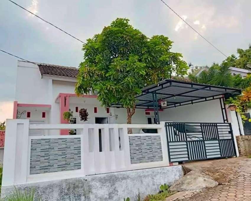 Pagar Rumah Unik Minimalis Konstruksi Dan Taman 805109536