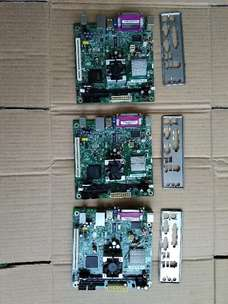 mobo intel atom+ back panel original