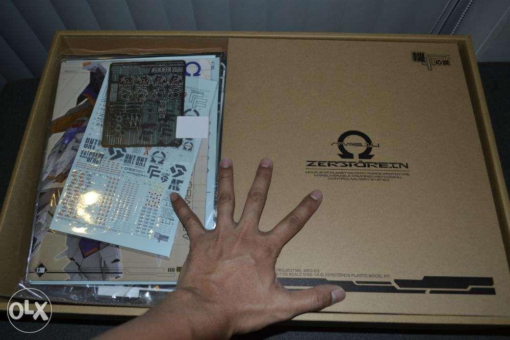 eea56114486 ... Gundam Mechanicore 1100 Omega Zerstorein Premium Ver Bandai Gunpla ...