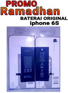 baterai batrey iphone 6s original