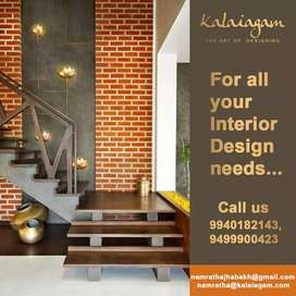 interior design companies in anna nagar