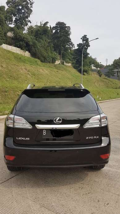 Lexus RX270 2011 HK Version Best Condition Ever Cimahi Kota 360 Juta #2