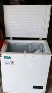 chest freezer RSA CF-100 kulkas pembeku 100 ltr