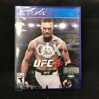 Ufc3 ps4 For sell