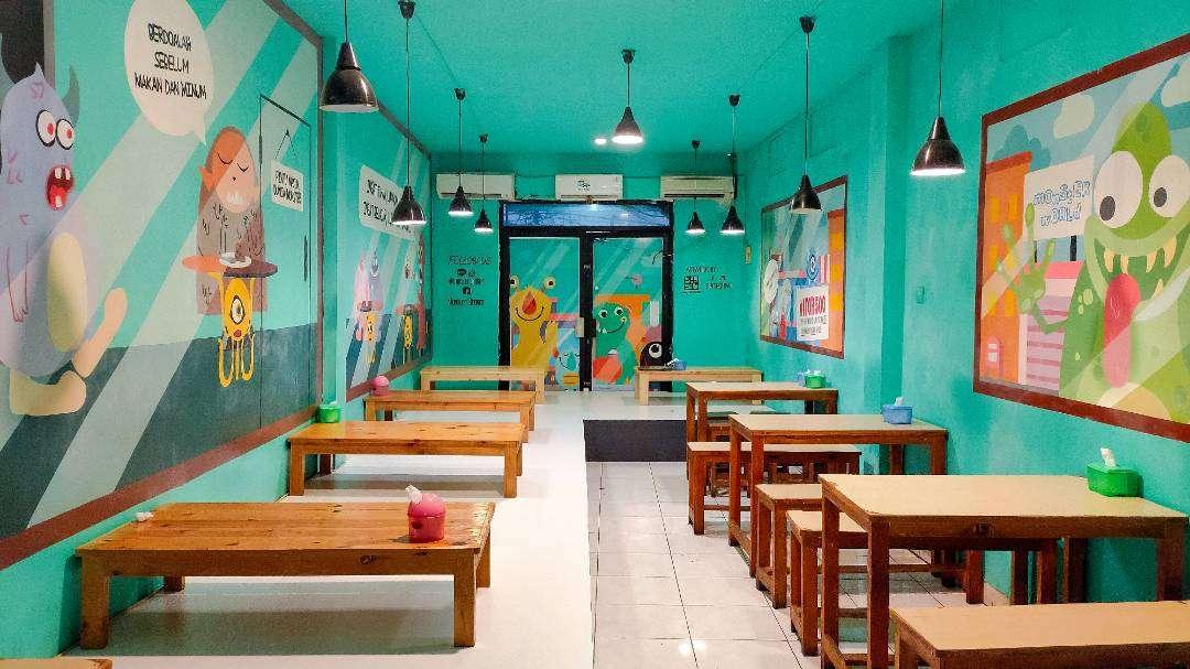 Take Over Bisnis Cafe (Murah), Tinggal Lanjutin 0
