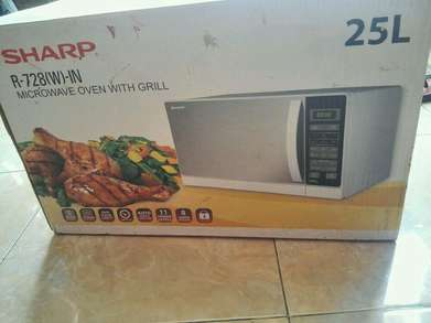 Microwave Oven SHARP R-72.