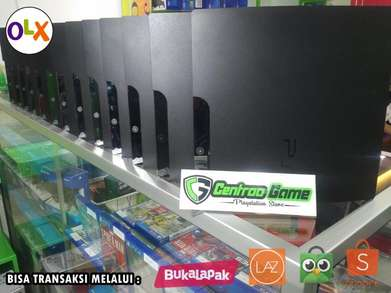 PS3 Slim OFW 500GB Original Japan Fullgame Include game-game terbaru