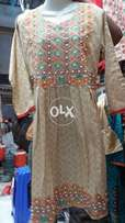 Embroidery Frocks in Cotton and Lawn for Ladies