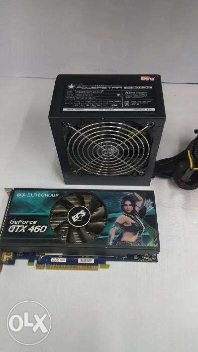 ECS NGTX460-768PI-F1 NVIDIA Graphics 64 BIT Driver