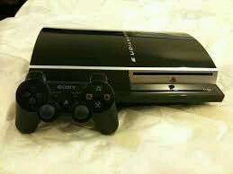 Sony PS3 HD plus game praktis normal jaya