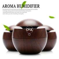 Mini Wooden Aromatherapy Humidifier Aroma Diffuser Air Purifier Color