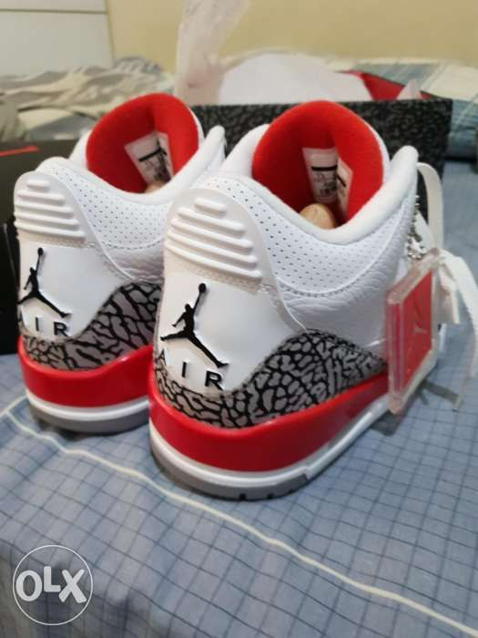 new product 63dbb 6984d ... Nike Air Jordan 3 Retro Hall Of Fame Katrina Size 7.5 US Mens BNEW ...