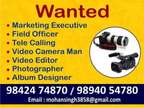 Females wanted for Data collectig and Telecalling