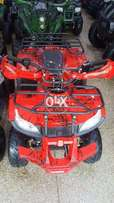 RECONDITION bmw quad red scorpion atv bike 4 wheeler deliver all pak