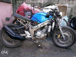 CBR150 Carb Type Unfinished Project Cafe Racer Scrumbler