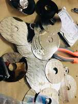 Hard disk platter scrap available in quantity