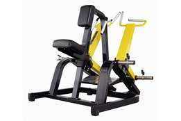 Black And Yellow gym setup discount