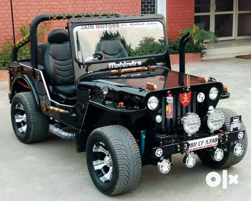 Jain Open Modified Jeep I Make It All Type Of Kolkata Used Cars