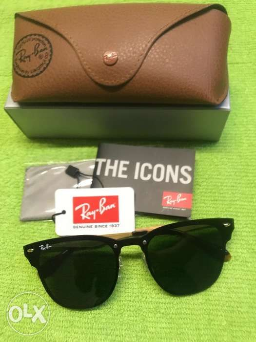 e07aff6bba Bnew Authentic Rayban Blaze Clubmaster Sunglass in Quezon City ...