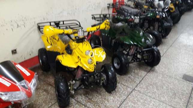 Brand new Role Model Atv quad bike deliver all Pakistan