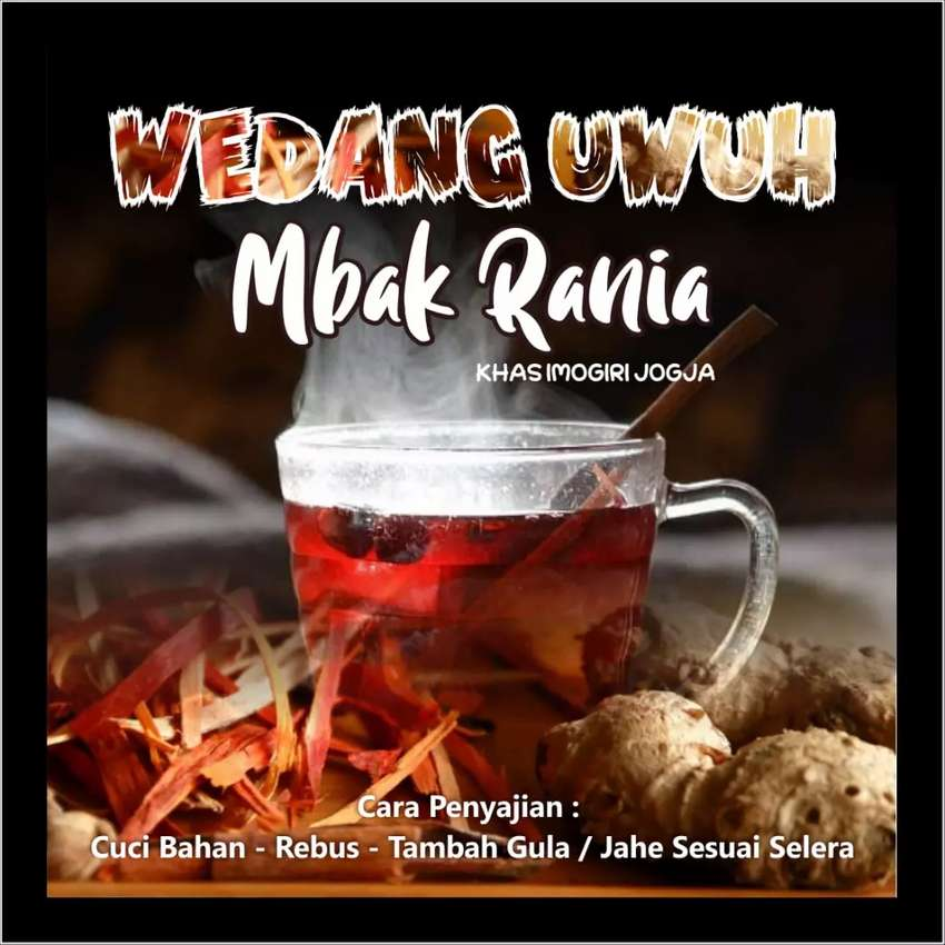 Wedang Uwuh Khas Jogja Cocok Untuk Oleh Oleh Makanan Minuman 824764952