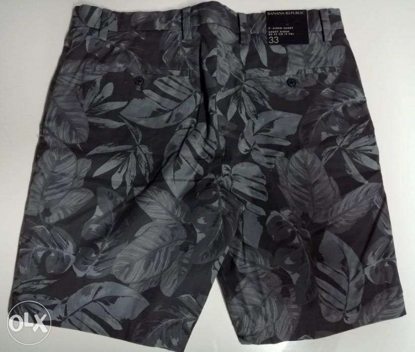 784997387b Banana Republic shorts size 33 in Davao City, Davao del Sur | OLX.ph