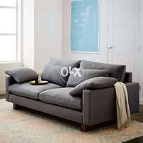 Two seater bedroom sofa