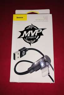 New Baseus MVP Cable Lightning Iphone Cocok Buat Game